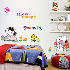 snoopy-room-sticker1