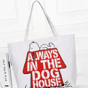 snoopyhouse-canvas-bag1