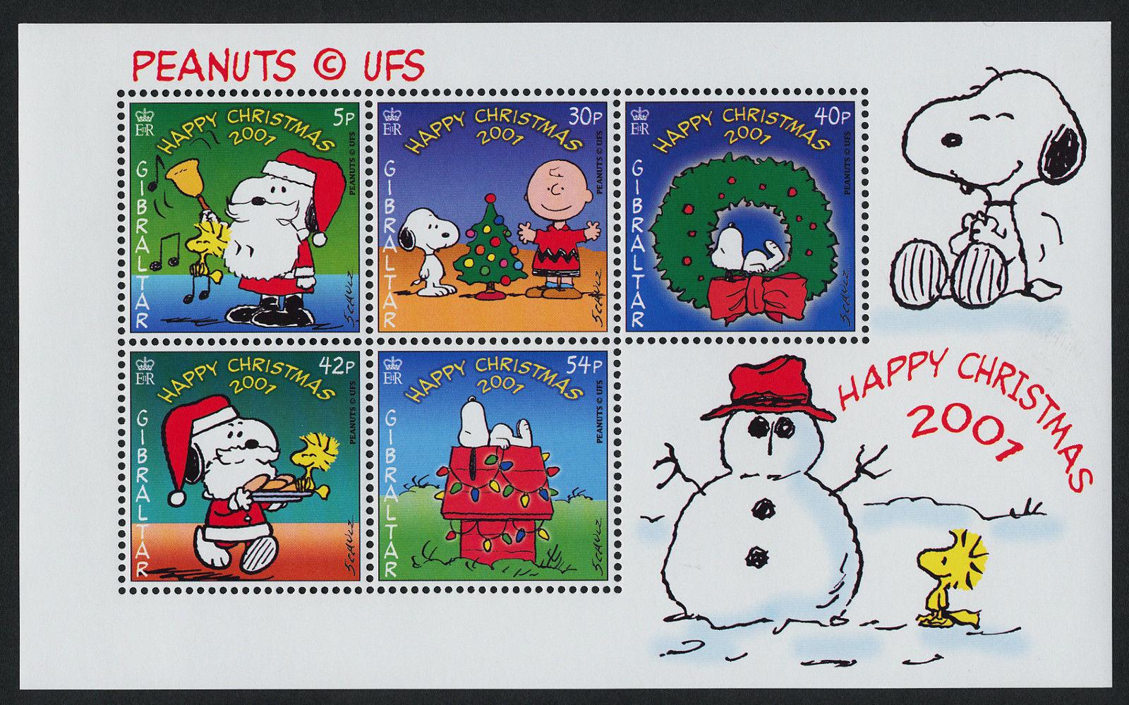 Gibraltar Stamp Collection Set